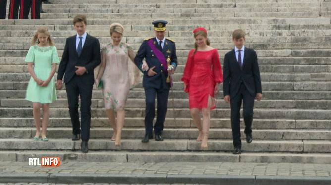 Coronavirus: le roi Philippe et la reine Mathilde sont en quarantaine