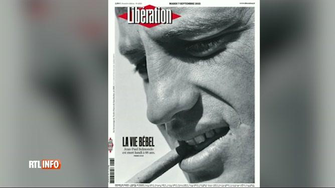 La presse internationale rend hommage à Jean-Paul Belmondo