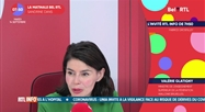 Valérie Glatigny - L'invitée RTL Info de 7h50