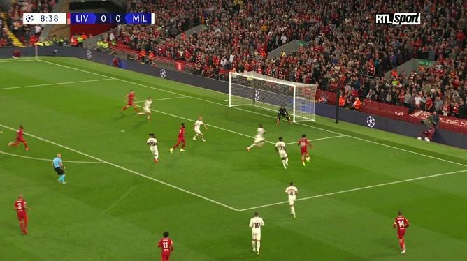 Liverpool-AC Milan: le résumé du match (3-2)