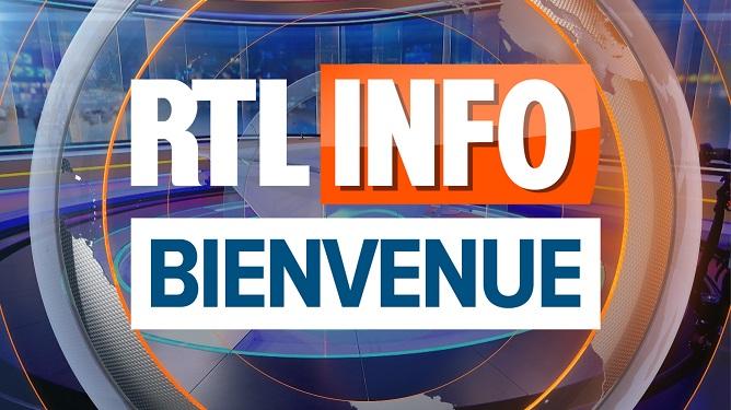RTL INFO BIENVENUE (16 septembre 2021)