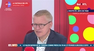 Georges Gilkinet - L'invité RTL Info de 7h50