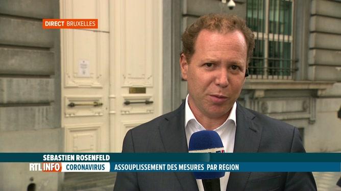 Coronavirus: un savant compromis à la Belge pour les décisions du Codeco