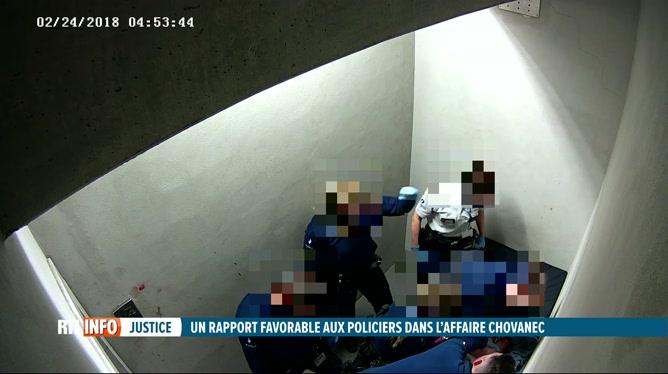Jozef Chovanec ne serait pas mort étouffé par les policiers