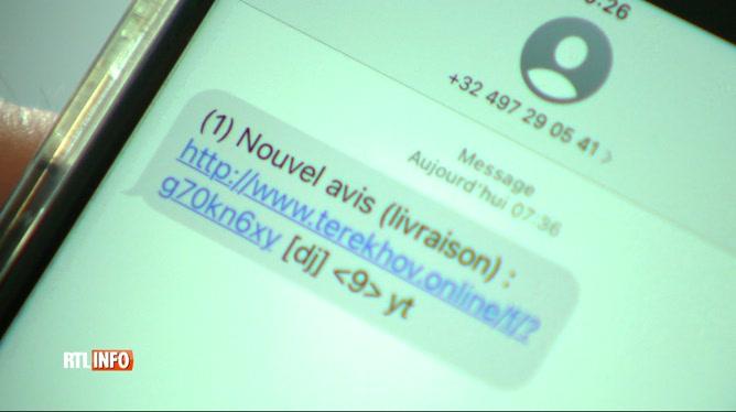 De plus en plus de tentatives de smishing, l'arnaque au SMS