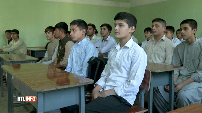 Afghanistan: c'était la rentrée scolaire dans les lycées et collèges