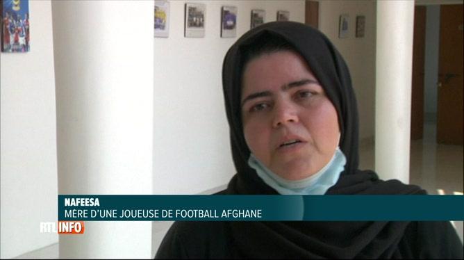 Afghanistan: l'équipe féminine de football s'est réfugiée au Pakistan