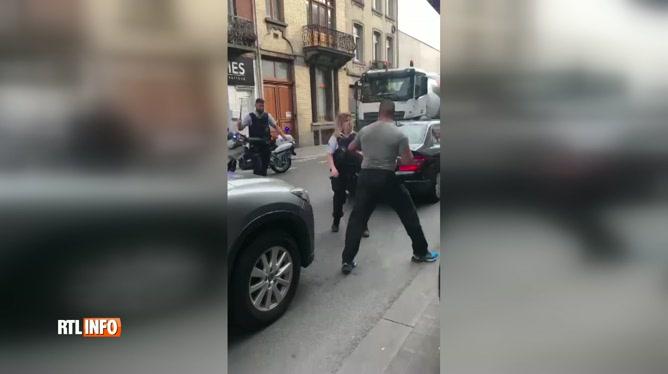 Une interpellation tourne mal à Molenbeek: trois policiers blessés, la bourgmestre se rend au chevet d'une agente