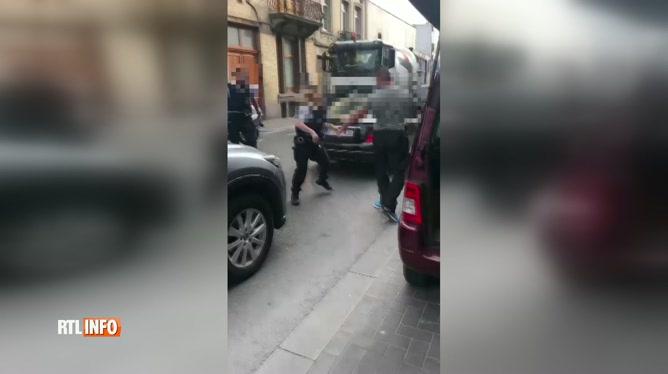 Molenbeek: trois policiers blessés lors du contrôle d'un véhicule