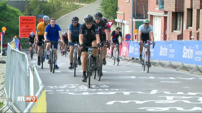 Louvain accueille ce weekend les mondiaux de cyclisme sur route