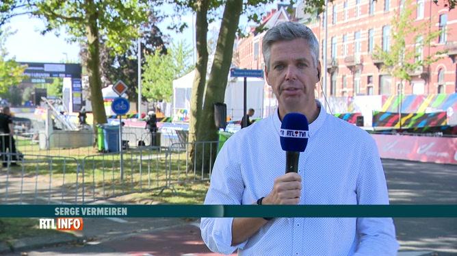 Mondaux de cyclisme en Belgique: Serge Vermeiren est en direct de Louvain