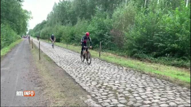 Cyclisme, Paris-Roubaix: la pluie favoriserait les habitués du cyclo-cross