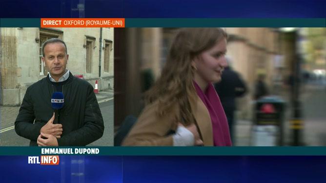 Famille royale: la princesse Elisabeth débute son cursus à Oxford demain
