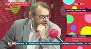 Muriel Targnion - L'invitée RTL Info de 7h50