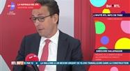 Grégoire dallemagne - L'invité RTL Info de 7h50