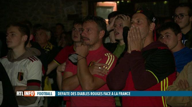Ligue des Nations: les supporters belges sont passés par toutes les émotions