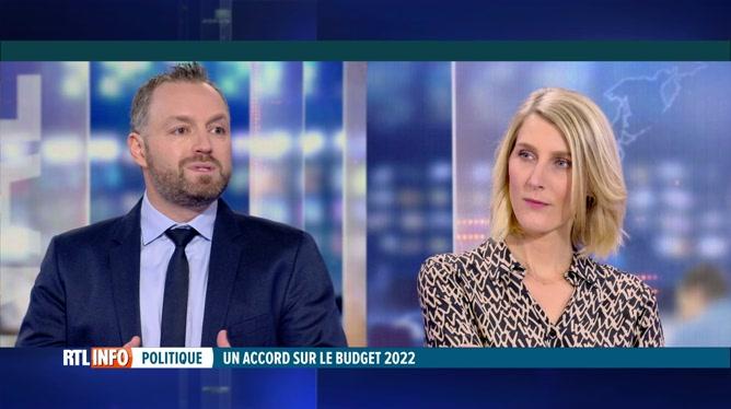 Budget 2022: Antonio Solimando décortique l'accord gouvernemental
