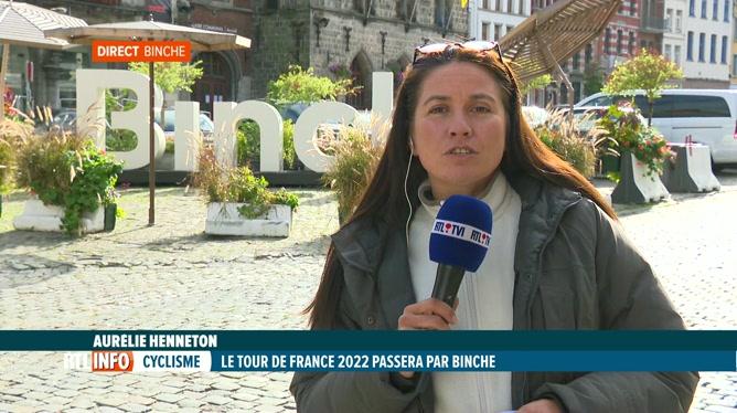 Tour de France 2022: Binche avait déjà été choisie comme ville étape en 2019