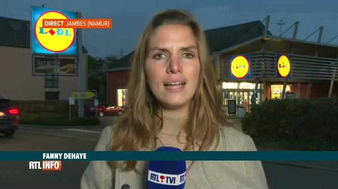 Le mouvement de grève se poursuit dans les magasins Lidl