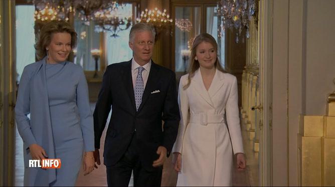 Extrait de Place Royale consacré à la princesse Elisabeth qui fête ses 20 ans