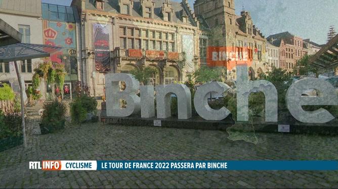Tour de France 2022: le départ de la 6e étape sera donné à Binche