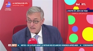 Vincent De Wolf - L'invité RTL Info de 7h50