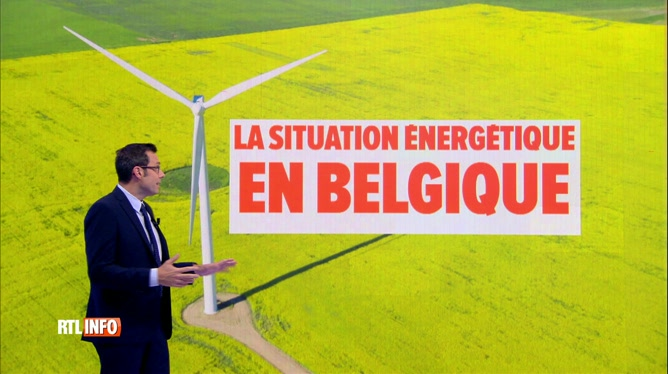 Energie: éclairage sur le futur parc éolien en Mer du Nord