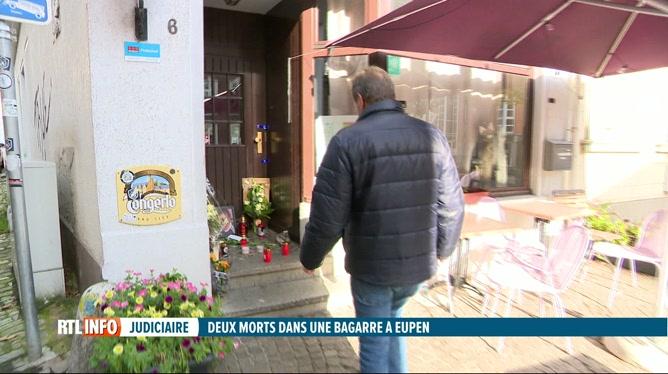 Peu d'informations après le double meurtre commis dans un café d'Eupen