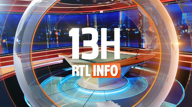 RTL INFO 13H (17 octobre 2021)