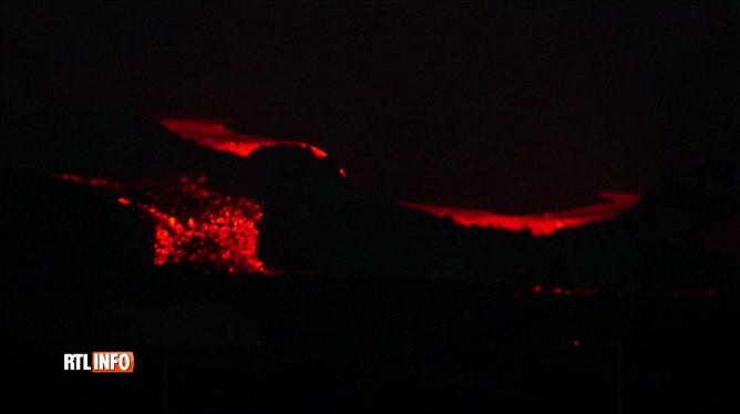 L'éruption du volcan à La Palma a encore emporté des centaines de bâtiments (vidéo)