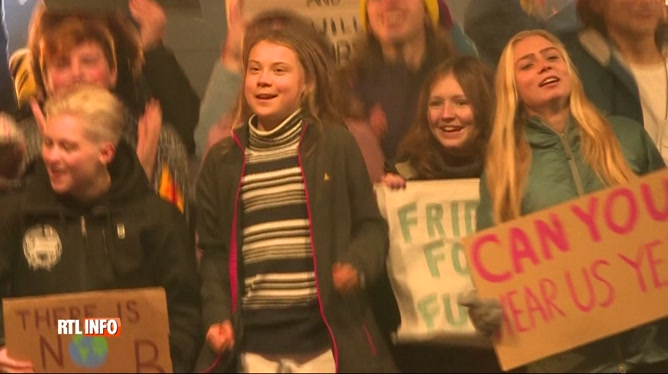 Greta Thunberg n'attend pas grand-chose de la prochaine COP26