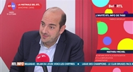 Mathieu Michel - L'invité RTL Info de 7h50