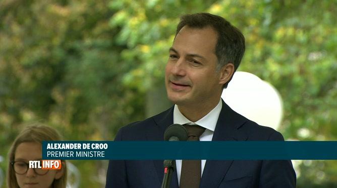 Marche Blanche, 25 ans: discours du Premier ministre