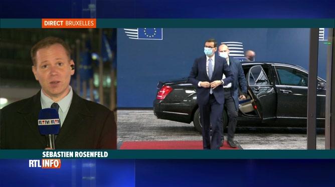 Un sommet européen assombri par un conflit avec la Pologne