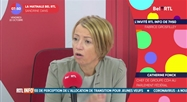 Catherine Fonck - L'invitée RTL Info de 7h50