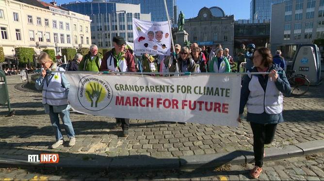Les grands-parents se mobilisent aussi pour le climat