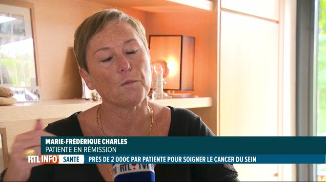 Enquête sur les frais médicaux des femmes atteintes d'un cancer du sein